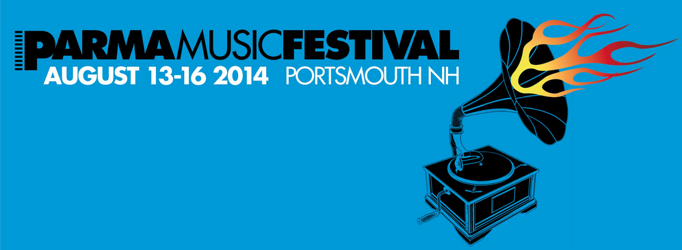 2014 Parma Music Festival Banner